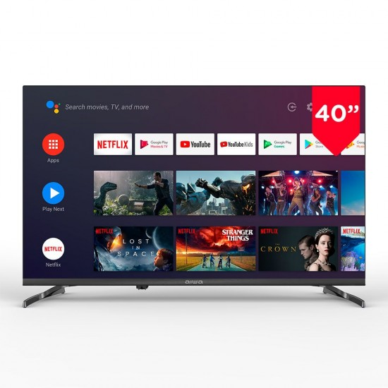 AIWA Televisón LED406FHD