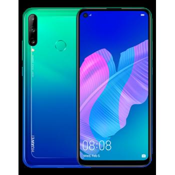 HUAWEI Teléfono P40 lite E Blue