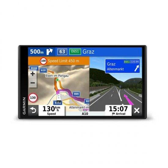 """Garmin Camper 780 con Tráfico digital Navegador GPS de 6,95"""" para autocaravanas"""