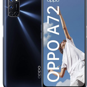 OPPO A72 Twilight Black