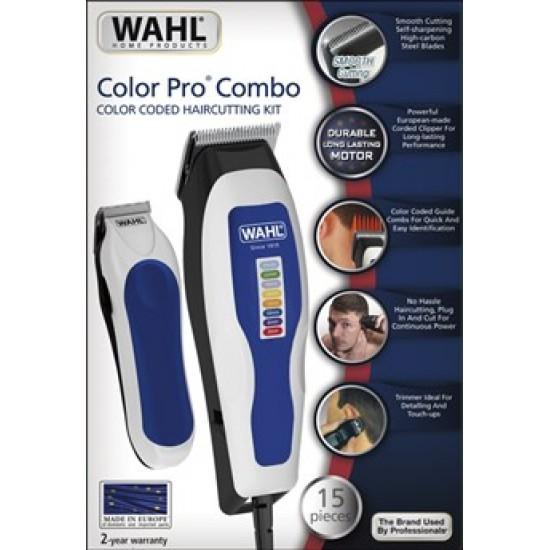 WAHL Cortapelos Color Pro Combo