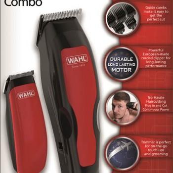 WAHL Cortapelos Home Pro 100 Combo