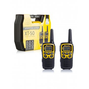 Midland XT50 Adventure Edition Walkie Talkie